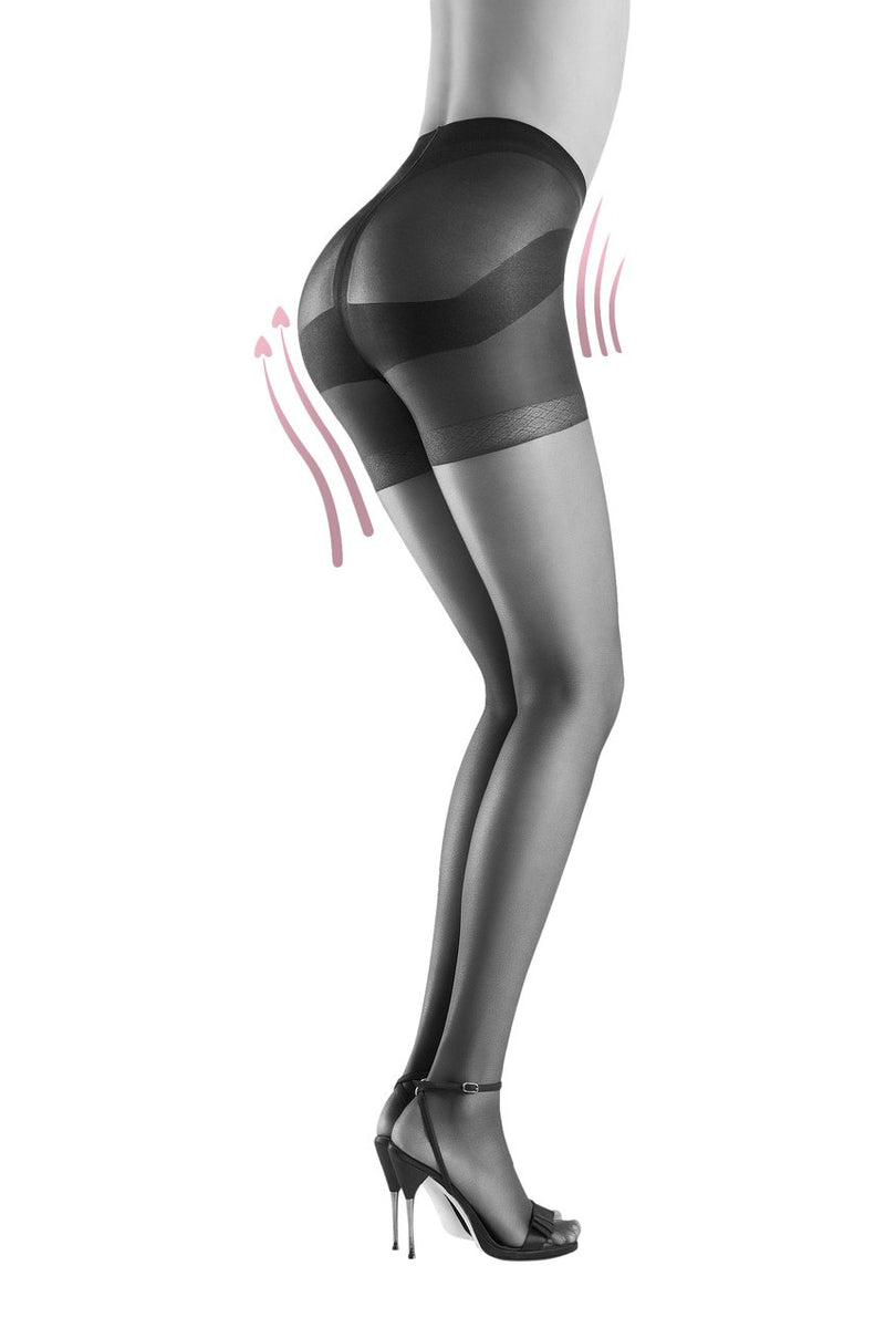 OROBLU Tights Light Shock Up 20 Bottom Up, NUDE