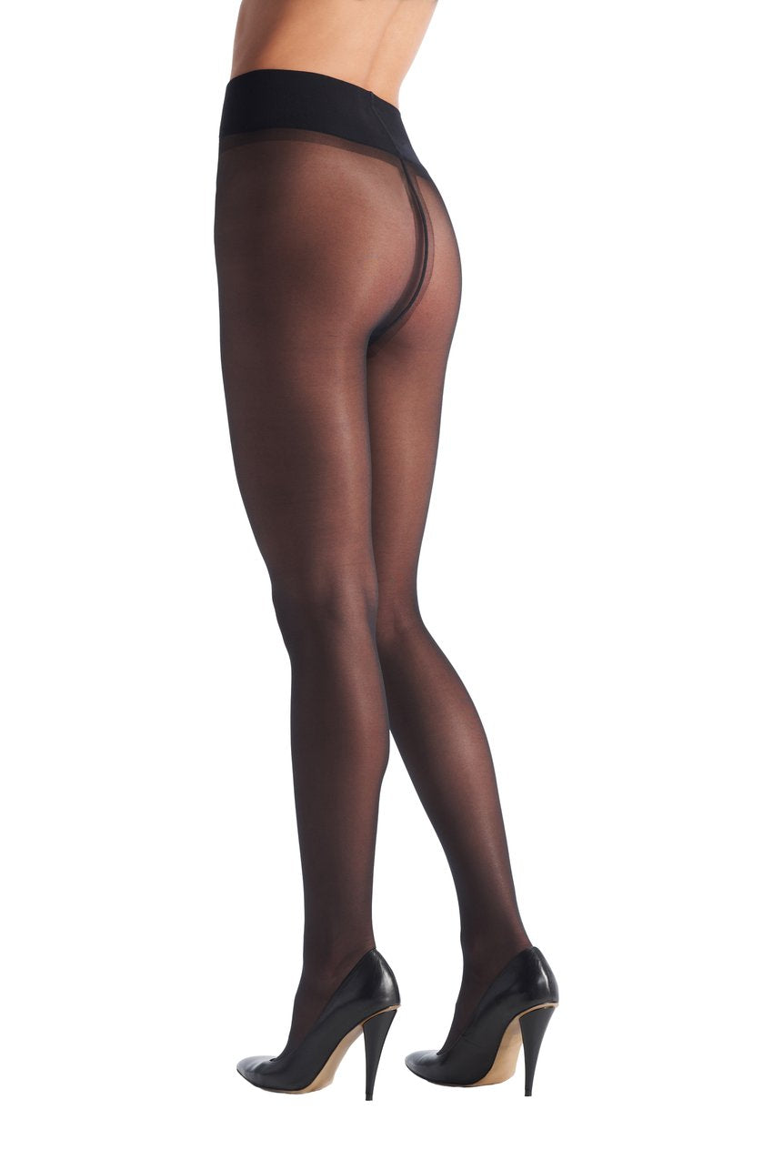 OROBLU Tights Different 20, Total comfort, BLACK