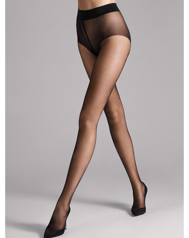 Wolford Pure 10 Tights + Fairly light
