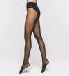 Calvin Klein Woman ECX574 Tights, 40 denier strømpebukse