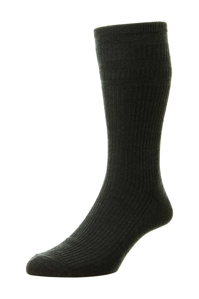 Wool Softop® - HJ90 MEN'S ORIGINAL WOOL RICH SOFTOP - Herre ullsokker uten strikk