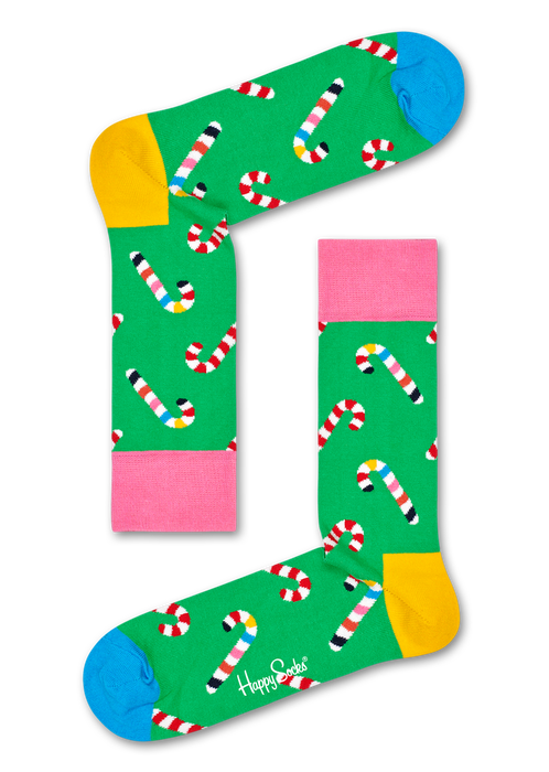 Happy socks  candy cane CCA01-7300