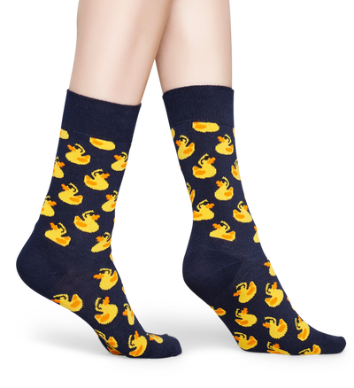 Happy Socks Rubber Duck Sock