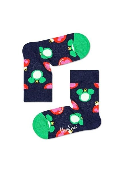 Happy Socks x DISNEY BAUBLELICIOUS barnesokker