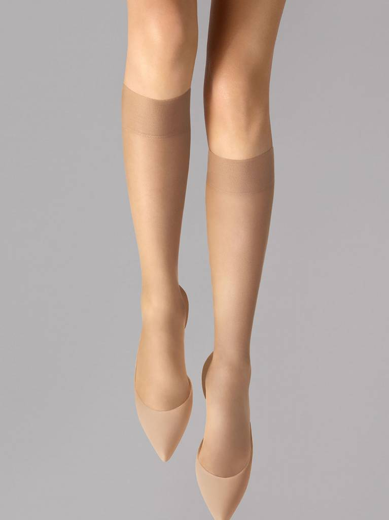 Wolford Sheer 15 Knee-Highs Fairly Light