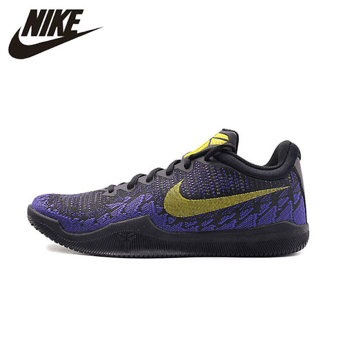 a4c3ea274b6d NIKE Mamba Rage EP Kobe Original Hard Court Basketball Shoes Breathable  High Quality Stability Sneakers For