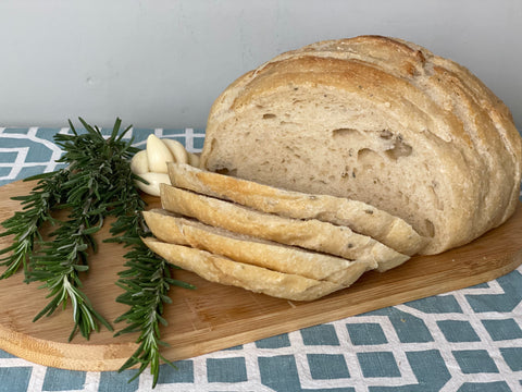 Abigail's Oven | Garlic Rosemary
