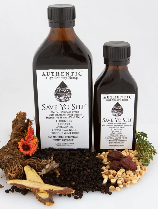 Authentic | Save Yo Self Syrup