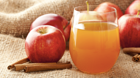 HSHG |  APPLE CIDER RAW