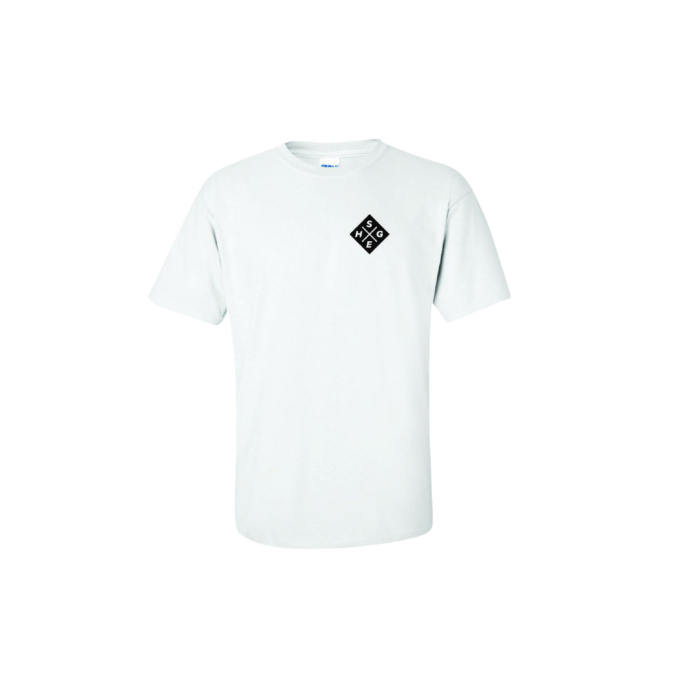 HSGE White Tour shirt