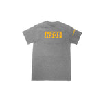 HSGE Heather Grey tee