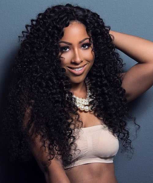 DREAM MINK  DEEP CURL BUNDLE
