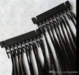 DIMENSION HAIR STRANDS 1 JET BLACK COLOR