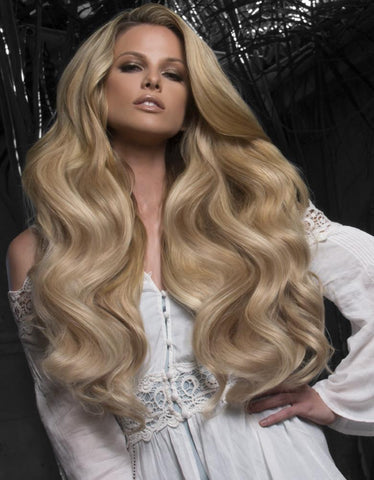 DIMENSION HAIR STRANDS 630 BLOND COLOR COLOR