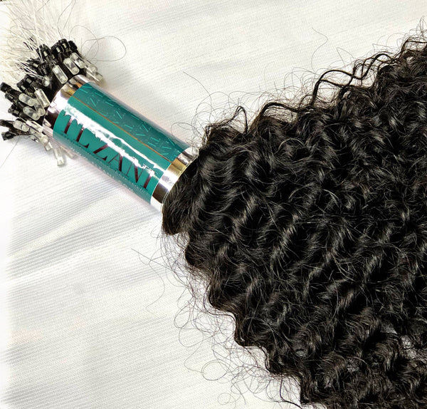 Natural Textures Curly Micro-Rings