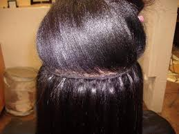 Copy of (Braid-less A-G.) Malaysian Sew-in Installation