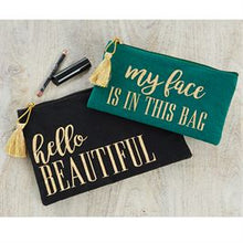 Say It All Cosmetic Bag Set