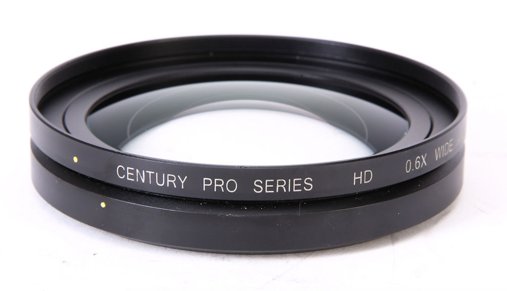 Schneider Century Pro Series HD .6x Wide Angle Converter For Sony EX1. To Increase Field of View