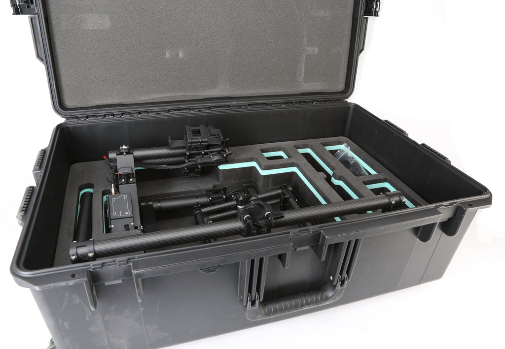 Freefly MOVI M15 Camera 3-Axis Camera Stabilizer Gimbal Kit with Accessories.