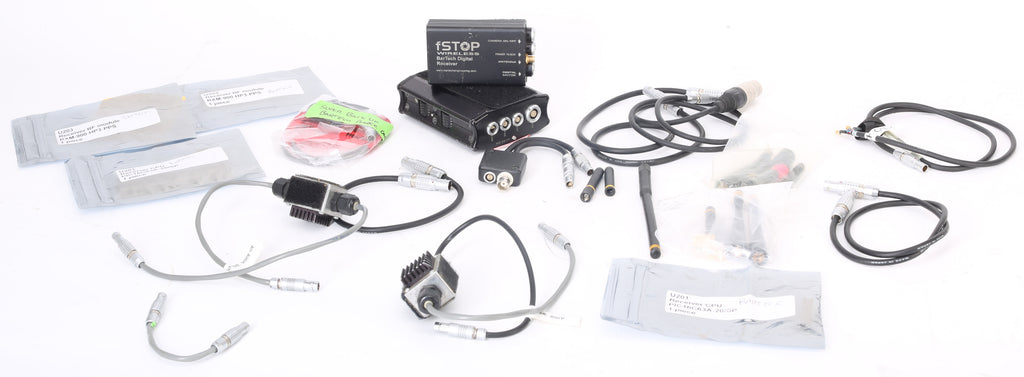 fSTOP Digital Bartech Focus Device | Wireless Follow Focus Kit V2-1
