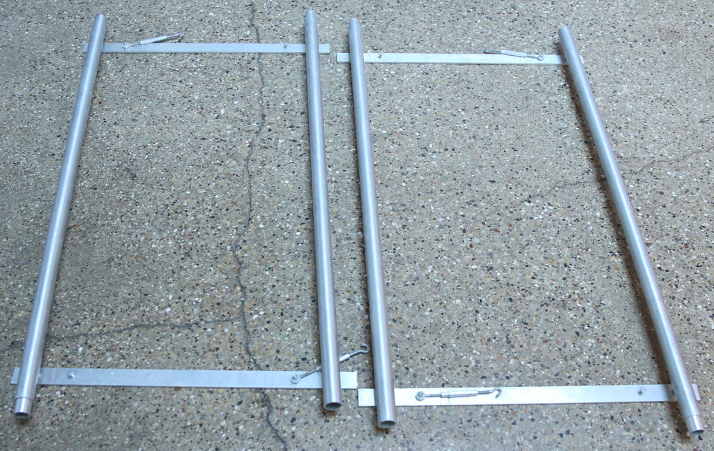 Film, TV Production Aluminum 8' Camera Dolly Track