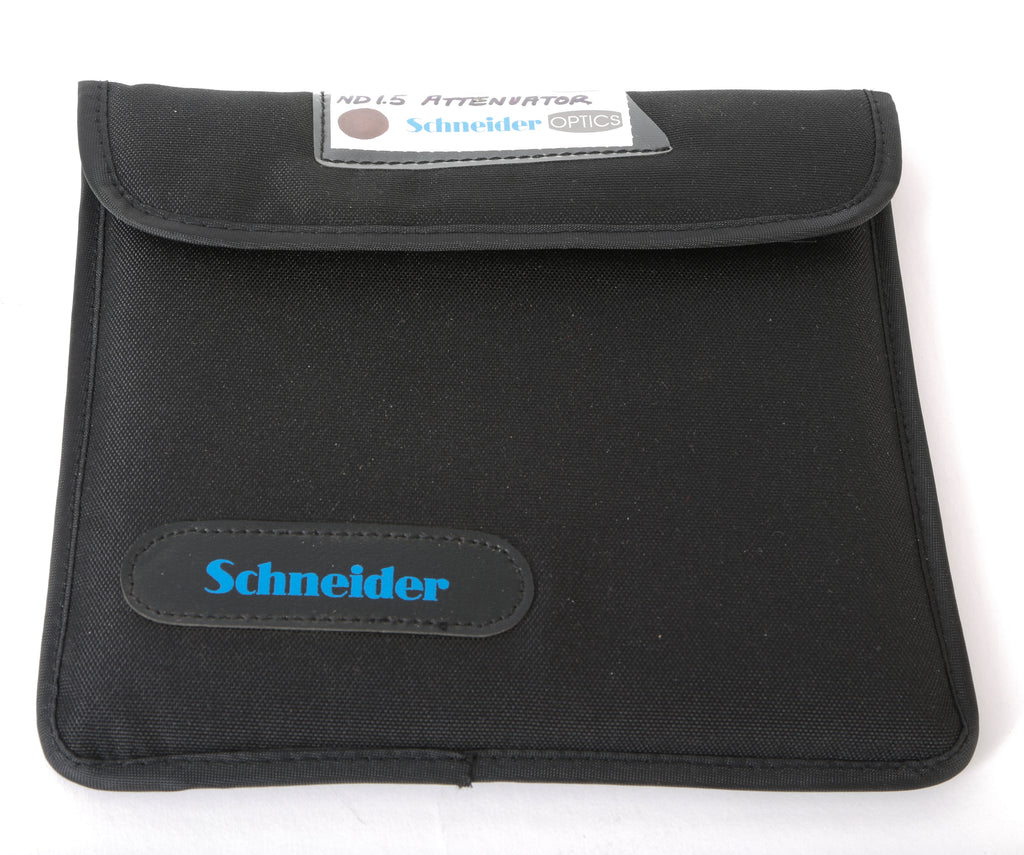Schneider ND Neutral Density 1.5 Attenuator 6x6 Camera Filter