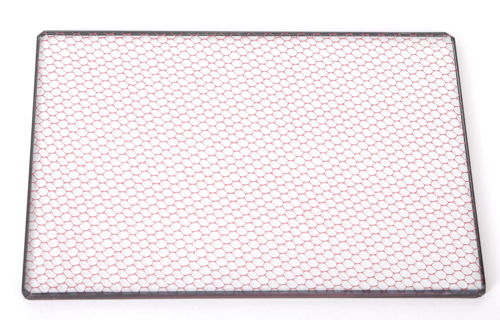 "Tiffen Professional 4x5.65"" Red Net RN Camera Filter"