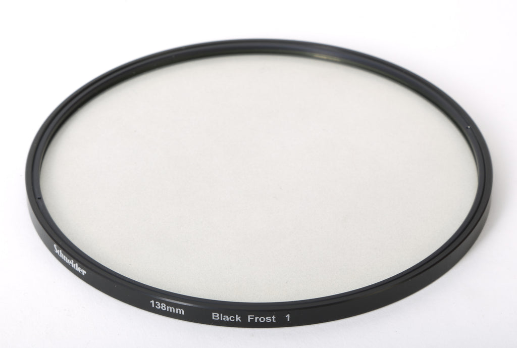 Schneider 138mm Round Circular B+W Filter Black Frost 1 Camera Filter With Soft Pouch and Box