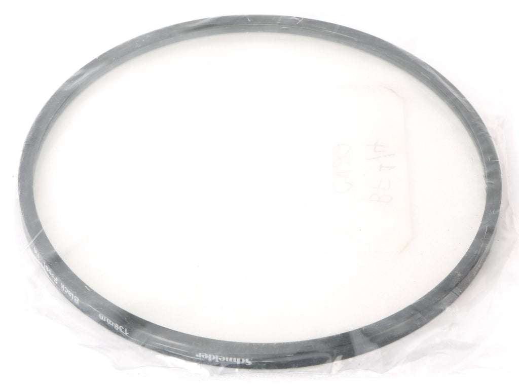Schneider 138mm Round Circular Black Frost 1/4 (Quarter) Camera Filter
