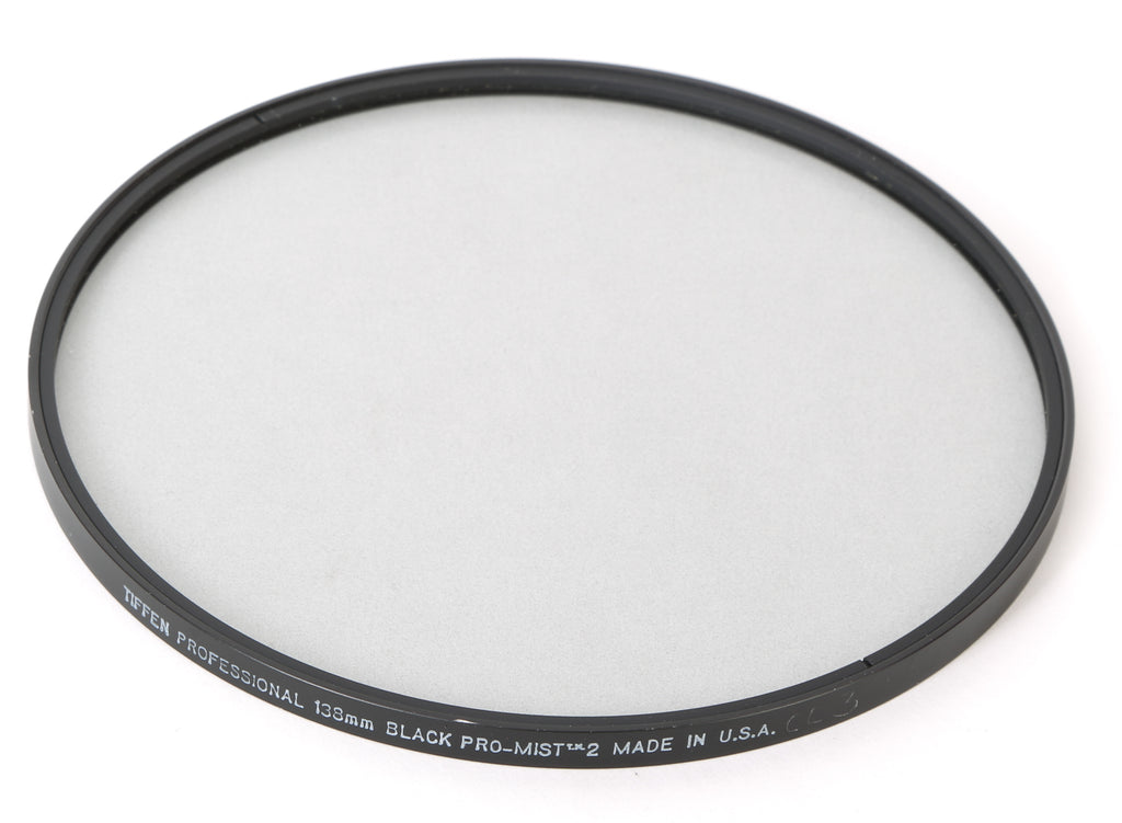 Tiffen Professional 138mm Round Circular Black Pro Mist 2 BPM Camera Filter