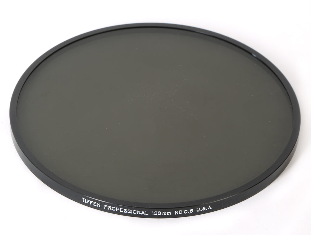 Tiffen Professional 138mm Round Circular ND6 Neutral Density 0.6 Camera Filter