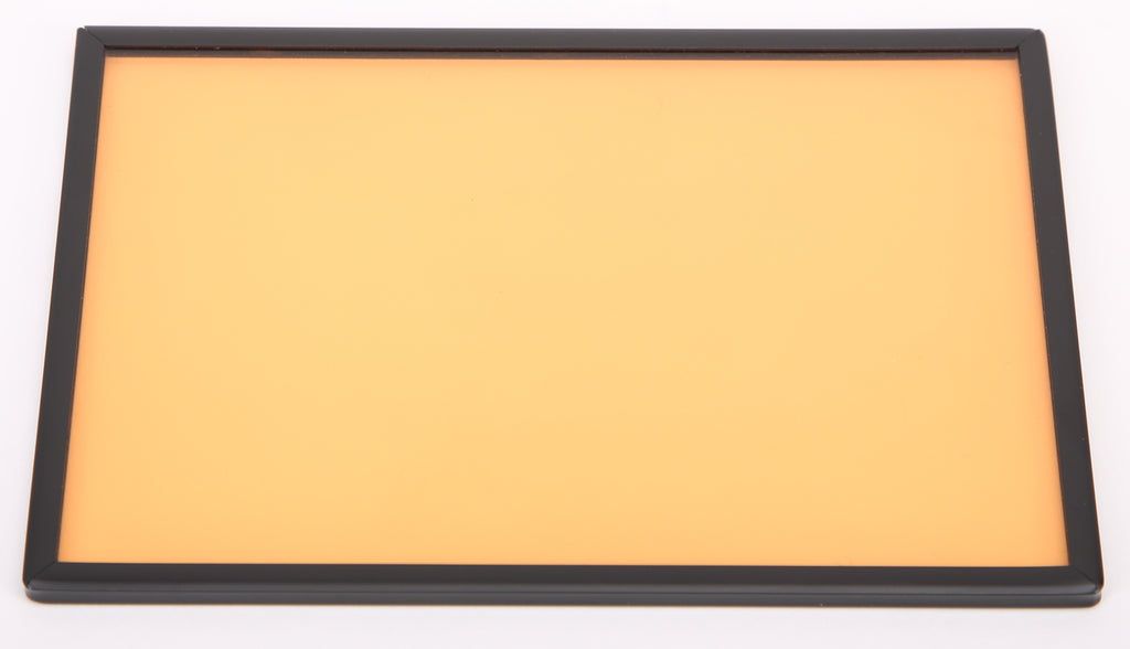 "Formatt 4X5.65 85 Tangerine Camera Filter With Pouch For 4""x5.65"" Mattebox Filter Tray"