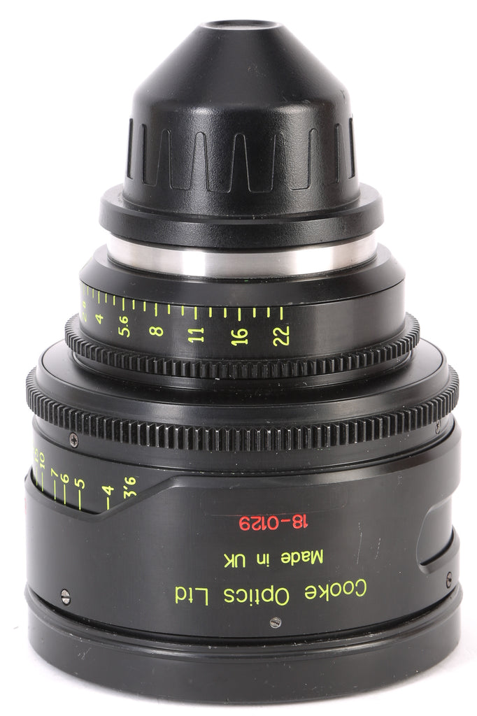 Cooke S4 (3) PL Mount T2.0 Cine Prime Lens Set - 40mm, 100mm, 180mm