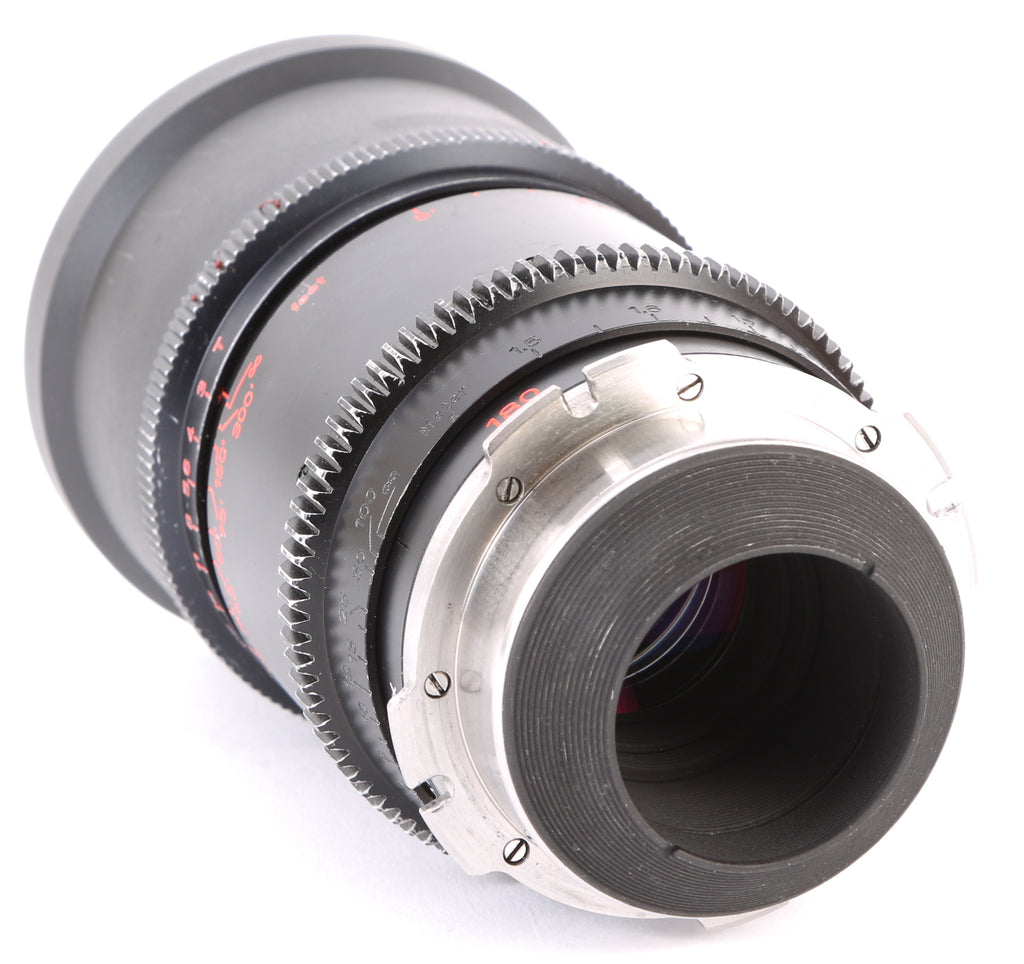 Carl Zeiss 180mm Standard Speed T2.8 PL Mount Sonnar Cine Lens