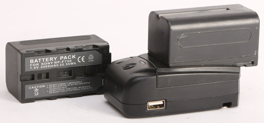 (2) Camera / AKS NP Batteries and Fairway / USB Charger.