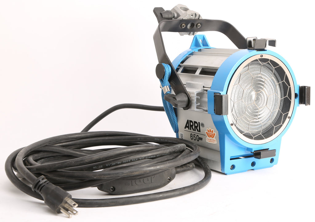 ARRI 650 Plus 650W Watt Fresnel Light Head (No Barn Door Included)