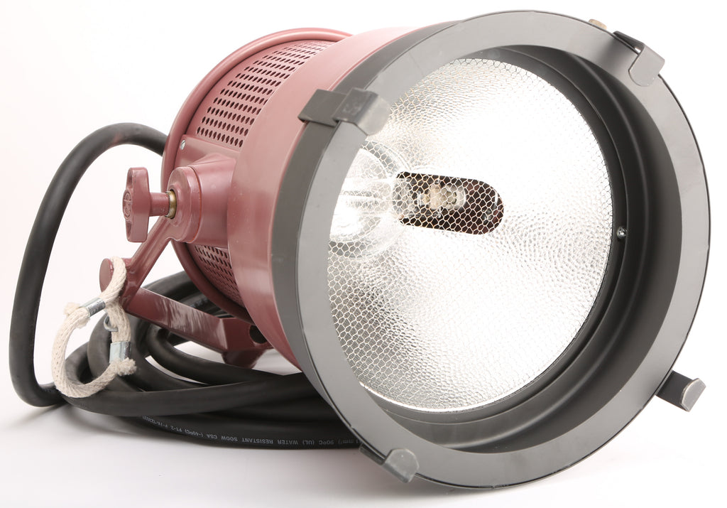Mole Richardson Mighty Mole 2000W 2,000 Watt 2K Open Face Light Head