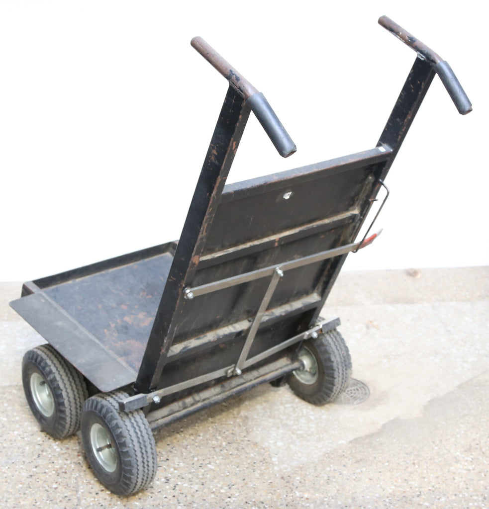 Backstage Equipment Muscle Studio / Stage Cart For Cables, Sandbags, Shopbags, etc