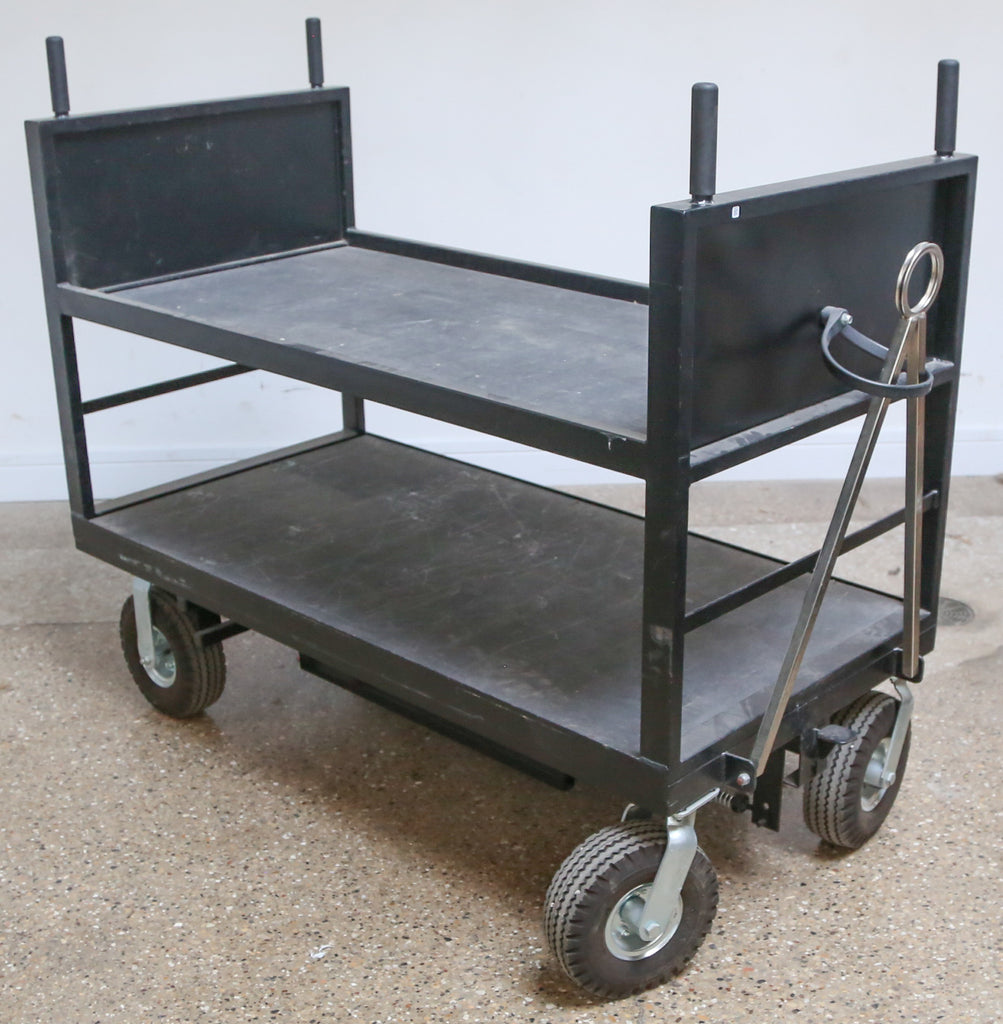 Backstage Equipment Cable Distro Distribution Studio / Stage Cart