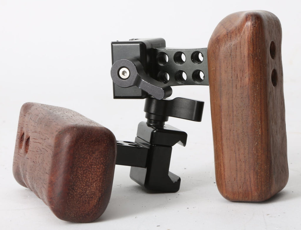 (2) Hand Grips for Camera Builds & Camera and Camera Assistant AKS