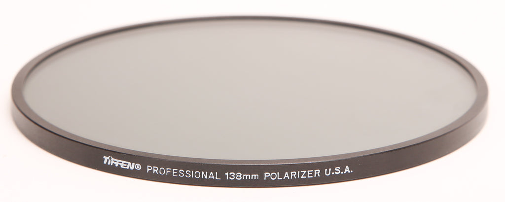 Tiffen Professional 138mm Circular Polarizer Camera Filter