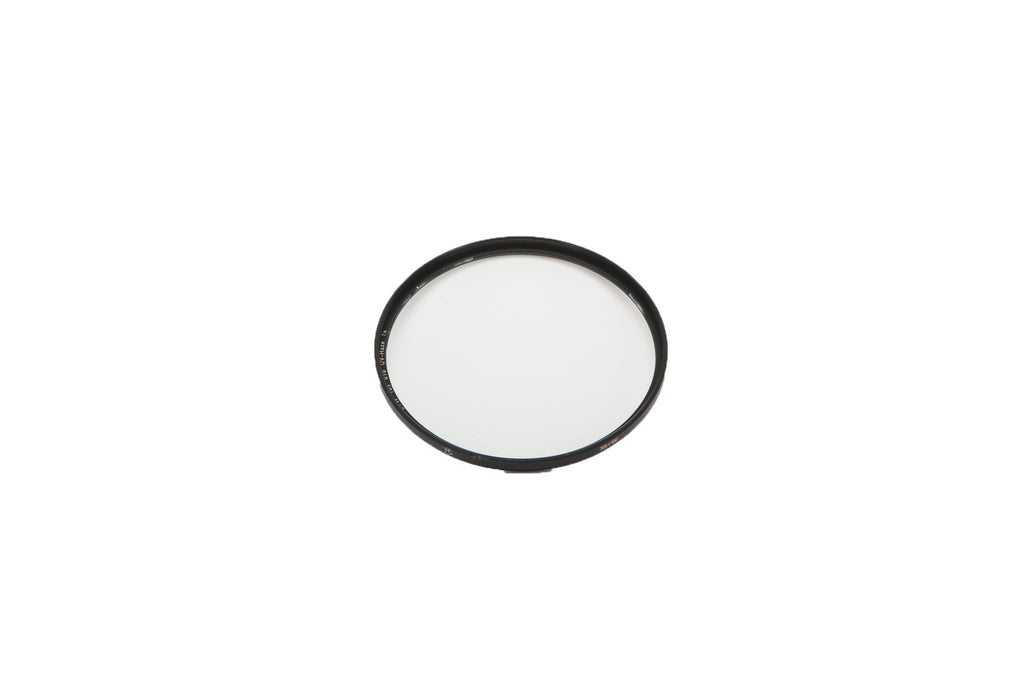 B+W 105mm Circular UV-Haze 1x Camera Filter With Pouch (Black + White Ultra Violet Haze One)