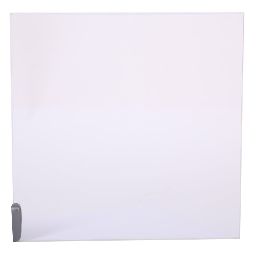 "Schneider 6.6x6.6 Clear Optical Flat Filter With Soft Pouch For 6.6""x6.6"" Mattebox Tray"