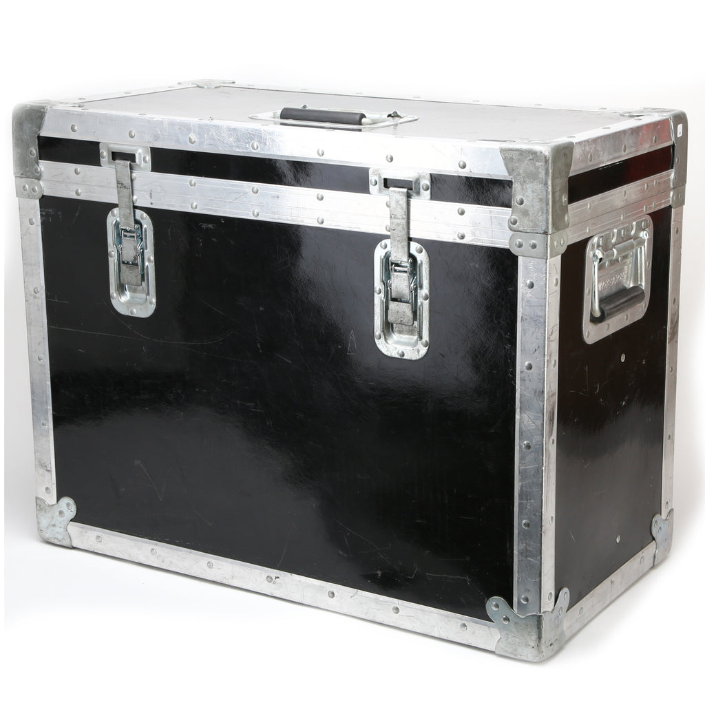 "Master Cases Secure Hard Case With 2 Felted Hard Compartments - Ideal for 17"" Directors Monitors / Screens"