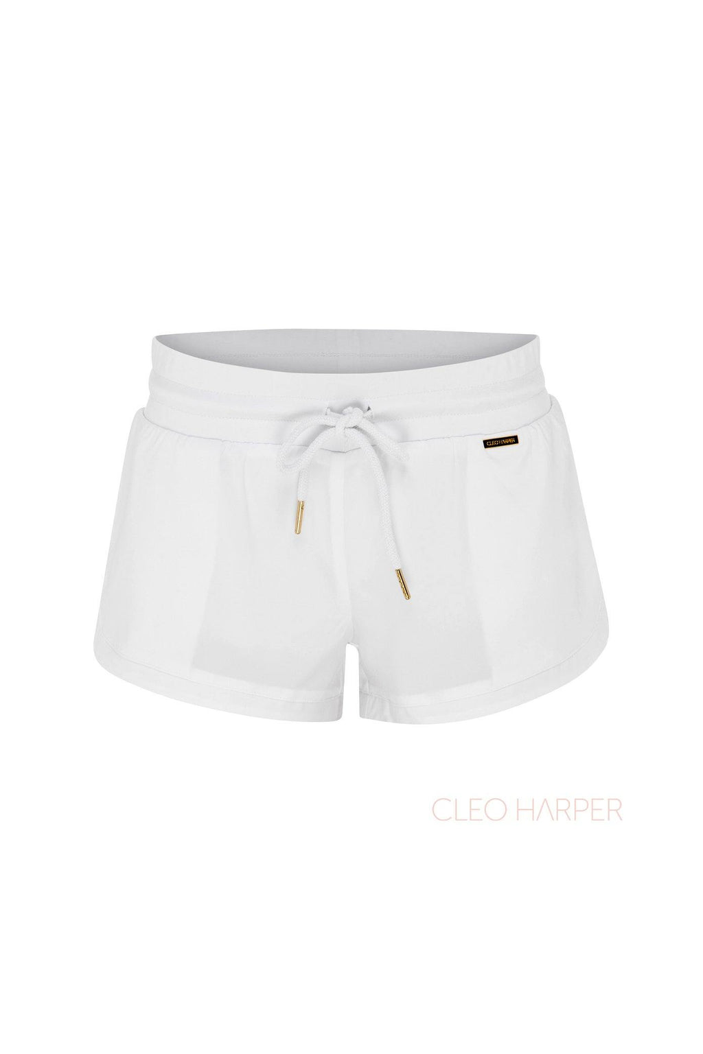 DASH SHORT - WHITE