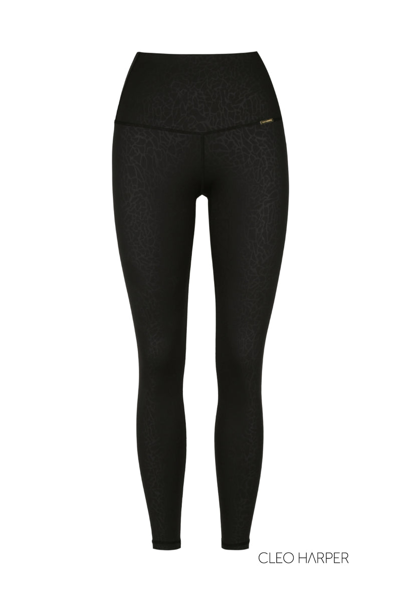 REIGN LEGGING - CRACKLE
