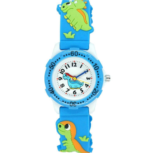 Children's Dinosaur Watch - Waterproof, Multiple Options