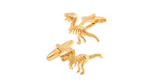 Men's T-Rex Cufflinks