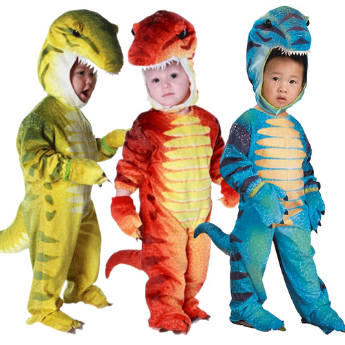 DinoBuddiez™ Children's Dinosaur One Size Costume For Boys and Girls
