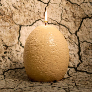 Hatching Egg Dino Candle